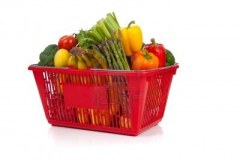 5618855-a-supermarket-shopping-basket-full-of-fresh-vegetables-on-a-white-background-with-copy-space