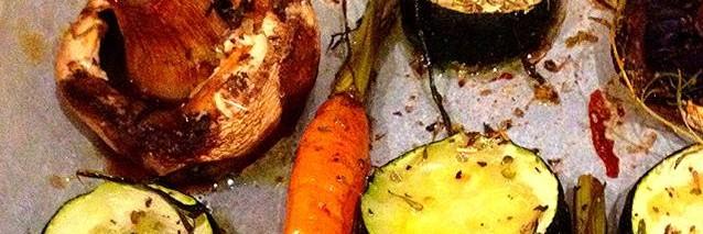 winter herb roast vegetables