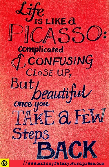 picasso life quote motivation inspirational