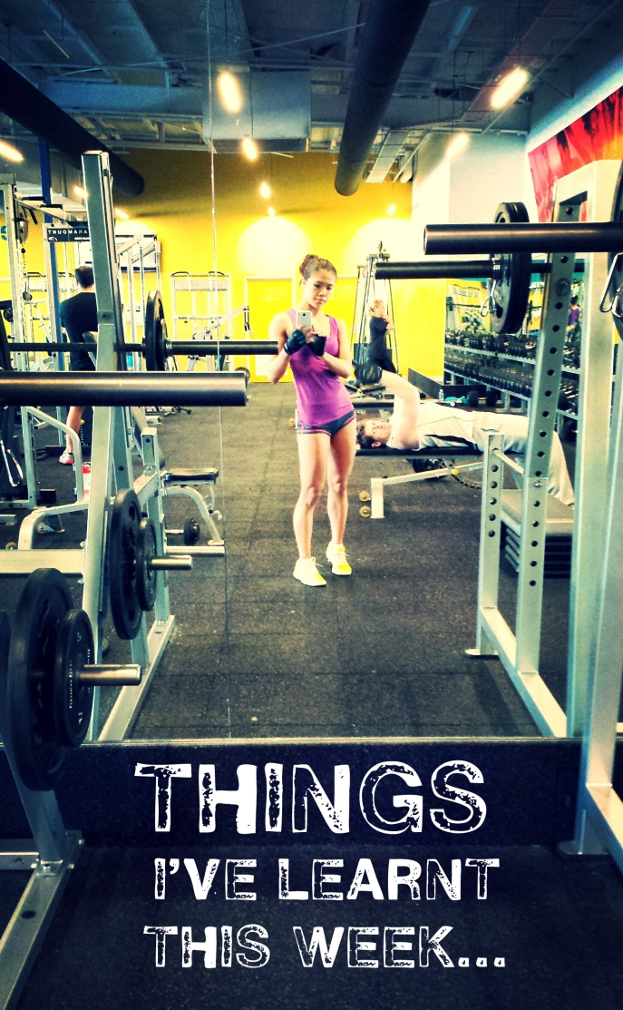 fitness model diary