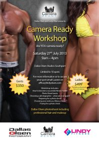 camera ready workshop olsen