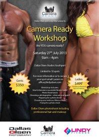 camera ready workshop olsen