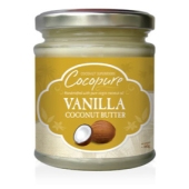 Cocopure Vanilla Coconut Butter 180g