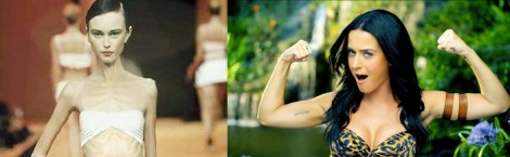 fit vs skinny