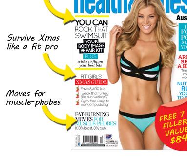 women's health and fitness magazine australia